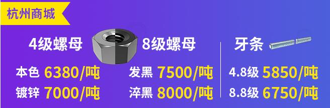 在杭州福耐4级、8级螺母采购需要注意什么